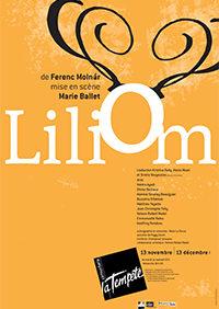(Liliom-affiche:Générique/affich